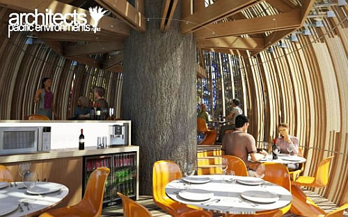 yellow-treehouse-restaurant-in-new-zealand-3