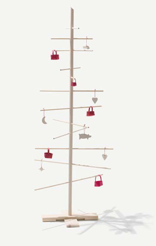 Natale in design cibo architettura for Minimal architettura