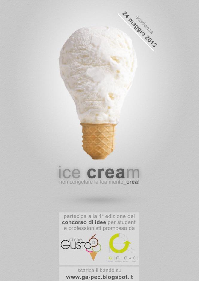 locandina ICE CREAM - A4 RID