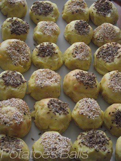 potatoes balls